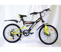 "Велосипед 24"" MAKS SOFT MD 21-ск"