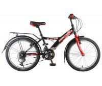 Велосипед NOVATRACK 20 RACER 6ск