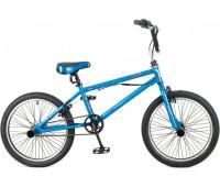 """Велосипед 20"""" стингер BMX JOKER, синий, с гироротором"""