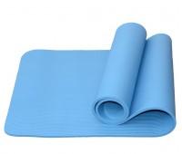 Коврик для йоги и фитнеса Atemi AYM05 NBR 183x61x1,0см