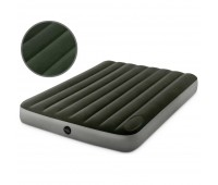 64762 Матрас флокир. DURA-BEAM DOWNY AIRBED 137х191х25см