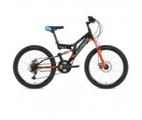 """Велосипед Stinger 24"""" Highlander Disk 14"""""""