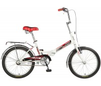 """Велосипед NOVATRACK 20"""" складной, TG30"""