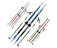 Комплект лыжный /75 мм/степ/с палками