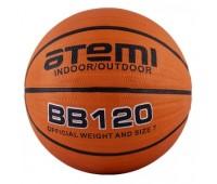 Мяч баскетбольный Atemi р.7 deep channel BB120