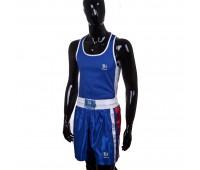 Боксёрская форма RVB-400 синяя