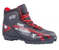 Ботинки лыжные NNN TREK Blazzer2 черный