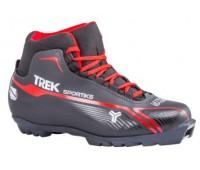 Ботинки лыжные NNN TREK Sportiks2 черный