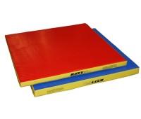 гп50-15 Мат гимнастический 1*1*01м трехцветный