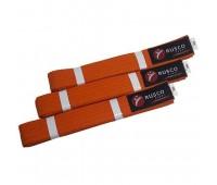 Пояс для карате 2.6м-ораньжевый