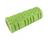 Ролик массажный Atemi, AMR01GN, 33x14см, ПВХ, зеленый