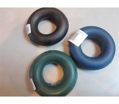 Эспандер кистевой 20 кг (кольцо)