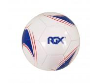 Мяч футбольный RGX-FB-1701 Blue Sz5
