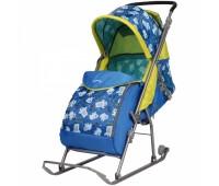 Санки-коляска детские Умка 3