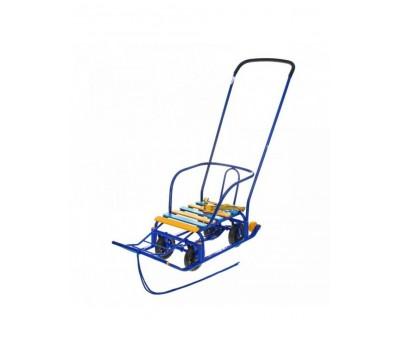 Санки детские Тимка 5 Универсал + выдвижные колеса