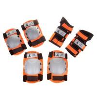 Защита роликовая 104B Orange