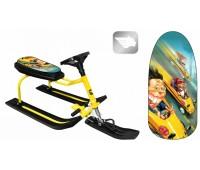 """Снегокат 204 """"Bike"""" Auto"""