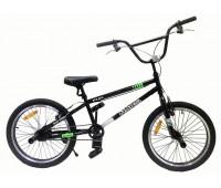 """Велосипед 20"""" BMX Maks Fun  черный"""