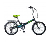 """Велосипед NOVATRACK 20"""" складной, FS30 6ск"""