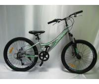 "Велосипед 24"" MAKS JOY MD 21-ск"