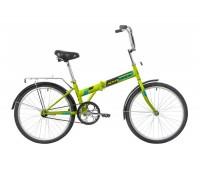"Велосипед NOVATRACK 24"" FS"
