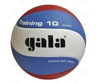 Мяч в/б GALA Training 10 р. 5, синт. кожа BV5561S