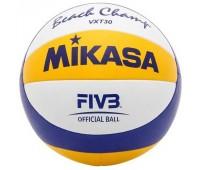 Мяч в/б MIKASA VXL30 р. 5, синт. кожа