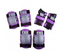 Защита роликовая 104B Violet