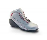 Ботинки лыжные Marax MXN-300 серебр/SNS