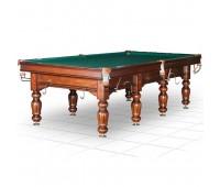 Бильярдный стол Classic II орех 12ф.