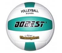 Мяч волейбольный DOBEST SU400 клееный