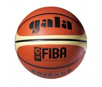 Мяч баск. GALA CHICAGO FIBA PU BB7011 CA (Sz 7)