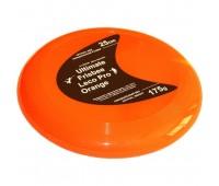 гп126036 Диск фрисби Ultimate Frisbee Leco Pro Orange