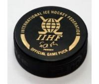 Шайба хокк. GUFEX-IIHF золото