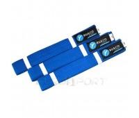 Пояс для карате 2.6м-синий