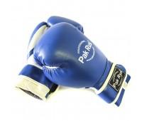 Перчатки бокс PR-11-031 синие