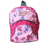 Рюкзак детский Р-3 (бабочки)
