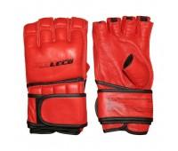 т00302 Перчатки для рукопашного боя красные, разм.M