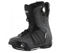 Сноубордические ботинки TRANS Men Team black