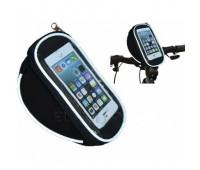 Велосумка на руль с чехлом для телефона ВС13-07
