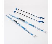 Комплект лыжный 180/NNN (Rottefella) - STEP XT TOUR Blue