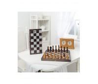 Шахматы походные деревянные Венге 188-18