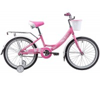 "Велосипед NOVATRACK 20"" GIRLISH line"