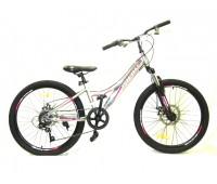 "Велосипед 24"" MAKS JOY MD 7-ск"