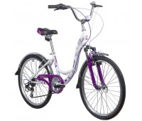 "Велосипед 20"" Novatrack Butterfly 6 скор"