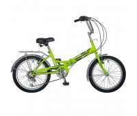 """Велосипед NOVATRACK 20"""" FS30 6ск"""