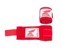 Бинт боксерский HWRP 1 красный