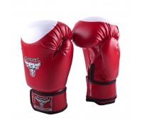 Перчатки бокс RBG-100 Dyex Red