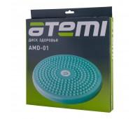 Диск здоровья массажный Atemi AMD01 25см