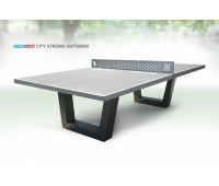 City Strong Outdoor - бетонный стол высокой прочности в современном дизайне